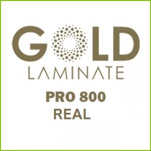 GOLD LAMINATE PRO 800 REAL